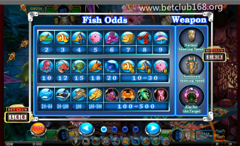 Bonus 20% Deposit Murah Tembak Ikan Online