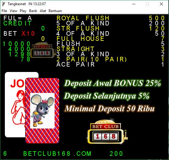 Agen Bola Tangkas Online Bonus 25% Deposit 50 Ribu