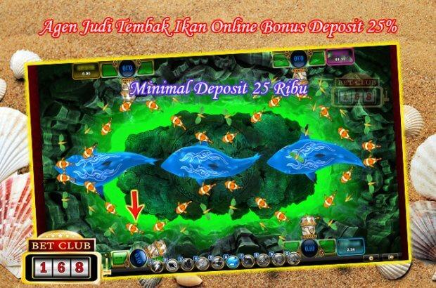 Judi Tembak Ikan Online Bonus Deposit